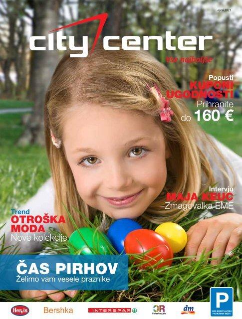 April 2011 - Citycenter Celje