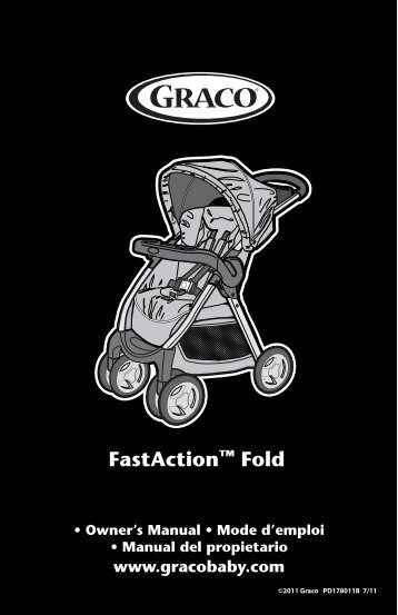 FastAction™ Fold - Graco