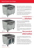 General Purpose Oven Ranges - Page 2
