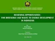 directorate general of new, renewable energy, and energy ...