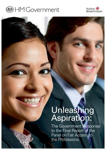Unleashing Aspiration - ukipg