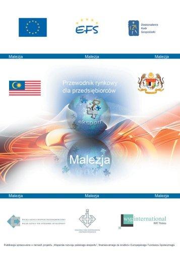 Malezja - Portal Promocji Eksportu