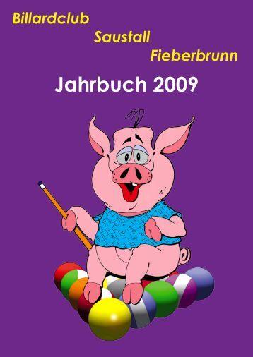 Jahrbuch 2009 - BC Saustall