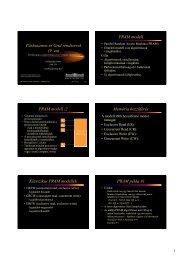 Párhuzamos és Grid rendszerek (9. ea) PRAM modell PRAM modell ...