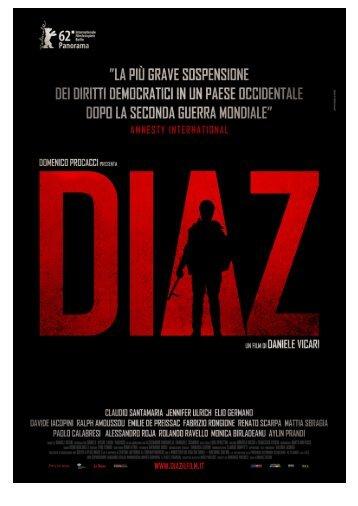 Scarica il pressbook completo di Diaz - Non pulire - Mymovies.it