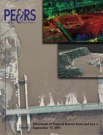 Development of a seamless topographic/bathymetric digital terrain ...