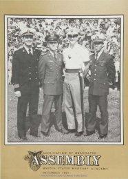 ssociation of graduates united states military academy december ...