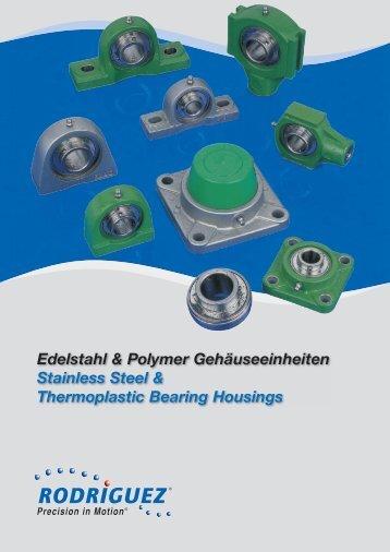 Edelstahl & Polymer Gehäuseeinheiten Stainless Steel - Rodriguez