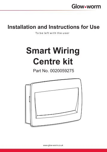 smart wiring centre kit plumbarenacouk?quality=80 glow worm smart wiring centre instructions yondo tech glow worm smart wiring centre diagram at pacquiaovsvargaslive.co