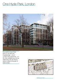 One Hyde Park, London - Rogers Stirk Harbour + Partners