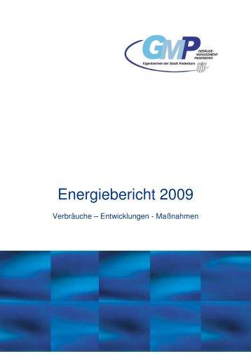 Stromverbrauch - Paderborn.de