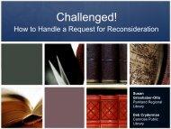 PDF file - Parkland Regional Library