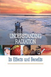 Understanding Radiation from the Nuclear Energy Institute