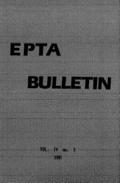 jepta 1985 04-3 - European Pentecostal Theological Association