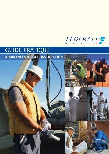 Guide pratique (Assurances de la Construction)