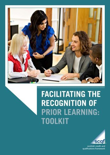 RPL Toolkit - Scottish Credit and Qualifications Framework