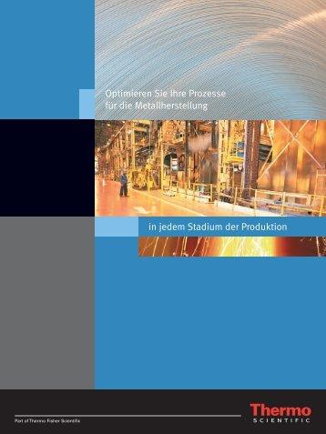 Optimieren Sie Ihre Prozesse für die Metallherstellung in jedem ...