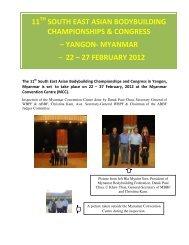 22 – 27 february 2012 - ABBF