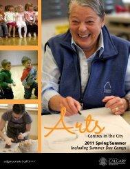 Arts Centres in the City - Calgary Arts Academy