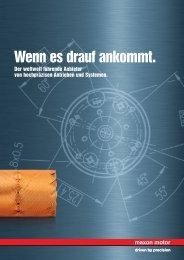 Deutsch - bei maxon ceramic