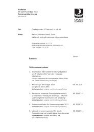 Kallelse med handlingar 20130227.pdf - Trosa kommun
