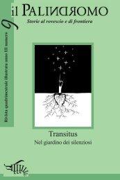 49_ La voce vola di Pierina Cangemi ovvero Amadeus - Il Palindromo