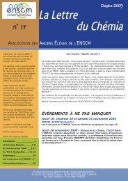 LC17 version info_Mise en page 1.qxd - Ecole nationale supérieure ...