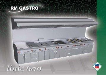 RM GASTRO katalog 2008 / 2009 - Klimatechnik