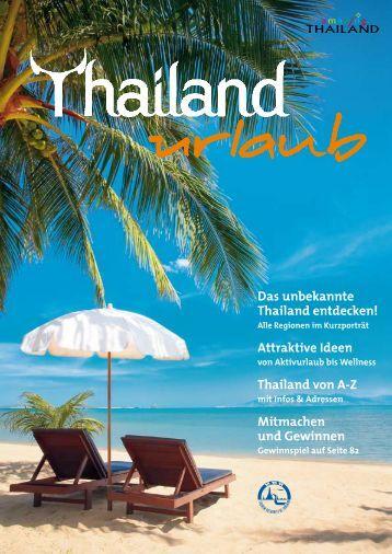Das unbekannte Thailand entdecken! Attraktive Ideen Thailand von ...