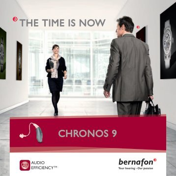 End-user Brochure Chronos 9
