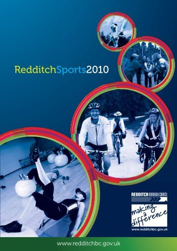 RedditchSports2010 - Redditch Borough Council