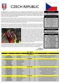 Euro 2012 Preview - WORLD FOOTBALL WEEKLY - Page 6