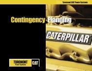 Contigency Power Broch.indd - Toromont CAT