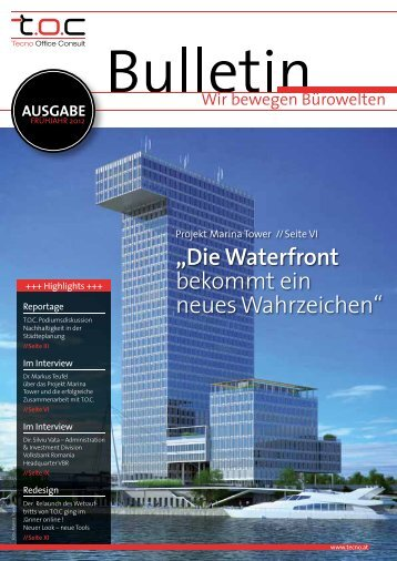 Die Waterfront - TOC Tecno Office Consult