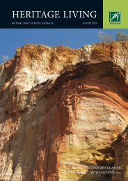 Heritage Living Winter 2011 - National Trust of Australia