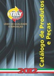 Catálogo Italy 2012 - Vipeças