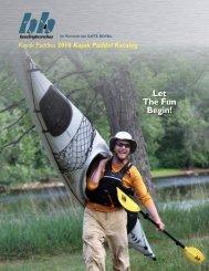 2010 Kajak Paddel Katalog Let The Fun Begin!