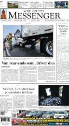 07-06-2013-Weekend - Wise County Messenger