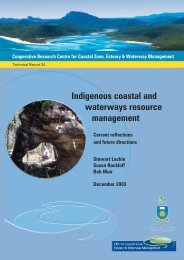 Indigenous Coastal and Waterways Resource ... - OzCoasts