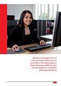 Dein Berufseinstieg bei Uster Technologies - Seite 3