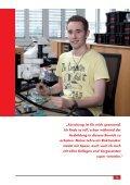Dein Berufseinstieg bei Uster Technologies - Seite 5