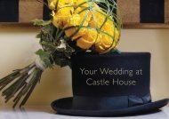download our brochure - Castle House Hotel