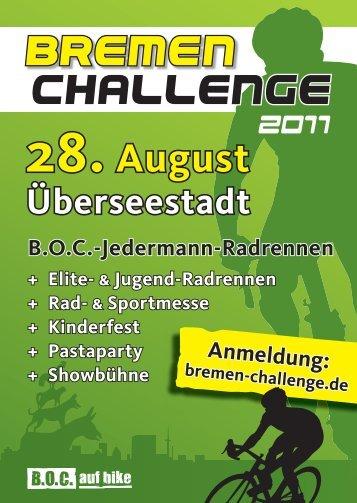 Bremen challenge
