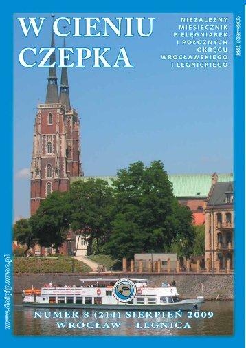 SIERPIEŃ 2009 ( 2033 kB) - Dolnośląska Okręgowa Izba ...