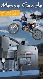 Messe-Guide - GLM Werkzeugmaschinen