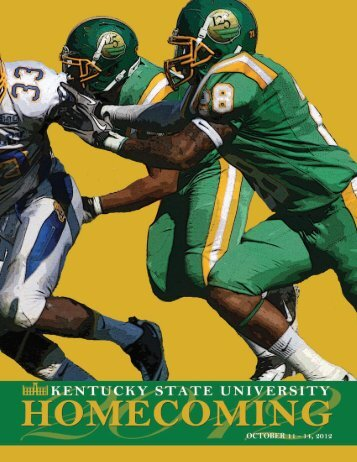 Homecoming 2012 - Kentucky State University