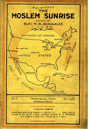 1932-33, I-II - The Muslim Sunrise