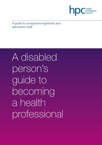 52557_ HPC Disabled REPRO.qxp:a4 - Health and Care ...