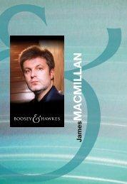 Composer Brochure | Works