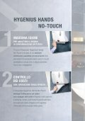 Hygenius Hands No-Touch - Lucart Professional - Page 2